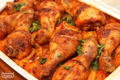 Chicken Wings, Baking Recipes, Shrimp, Food And Drink, Turkey, Menu, Cooking, Impreza, Products