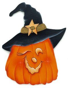 HP HALLOWEEN FRIDGE MAGNET  pumpkin