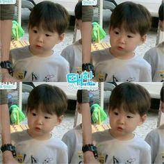 Daehan Korean Tv Shows, Song Triplets, Superman Baby, Song Daehan, Love Park, Cute Faces, Little Darlings, Cute Kids, Kdrama