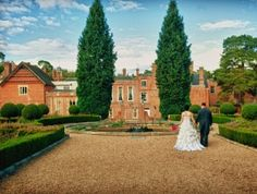 Wotton House Wedding Reception Venue in Dorking, Surrey Unique Wedding Venues, Wedding Reception Venues, Wedding Ideas, Wotton House, Tree Lined Driveway, Old Libraries, Italian Garden, Surrey, Big Day