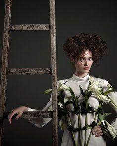 Flower Girls by Irina Bordo for Fashion Gone Rogue