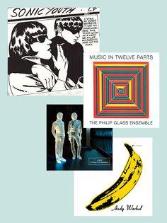 Andy Warhol et The Velvet Underground, Keith Haring et David Bowie, Jeff Koons et Lady Gaga... voici les 50 plus belles pochettes d'albums signées par des artistes.