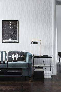 Eco Wallpaper Black&White 6083
