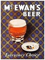 McEwan's Tartan ale -#Scottish