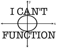 But at least I'm well rounded. Math Puns, Math Memes, Science Jokes, Teacher Memes, Math Teacher, Math Classroom, Maths, Algebra Humor, Math Humor