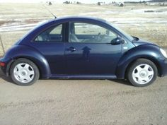 """2001 VW This is now my """"new"""" car February 2014 Hooray! Vw Beetles, Over The Years, February 12, Vehicles, Cars, Friends, Amigos, Vw Bugs, Rolling Stock"""