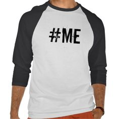 Hashtag Me T-shirt $24.95 Save 15% Off ALL ORDERS! Make It Yours! LAST DAY! Use Code: BOUNDLESSFUN