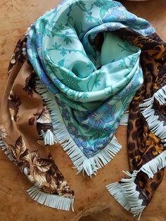 Vintage in new scarf