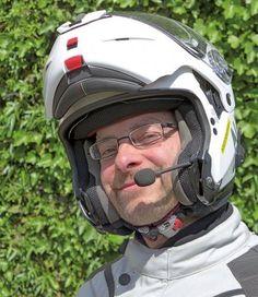 Klapphelme erfreuen sich bei Motorradfahrern hoher Beliebtheit. Sie sind  praktisch 8a2778a0fa