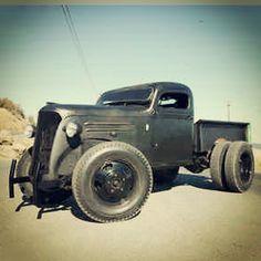 Vintage truck.