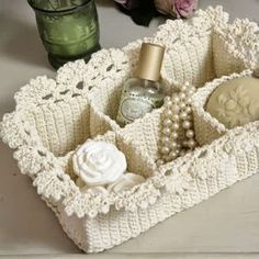 Happiness Crafty: 11 FREE Crochet Basket Patterns