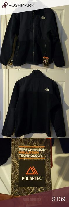 Men's North Face Denali Fleece Navy blue. See pics/tags for details. Zip in compatible. The North Face Jackets & Coats