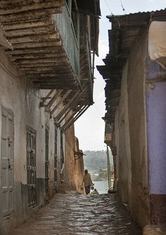 Harar old town - Ethiopia by Eric Lafforgue, via Flickr