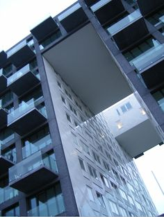 Parkrand Housing, Amsterdam by MVRDV Architects