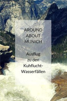 Die besten Tipps bekommt man immer unverhofft. So erging es uns, als wir uns mit unseren lieben Nachbarn unterhalten haben. Als wir Ihnen von unserem Ausflugs-Blog erzählt haben, haben sie uns ihren persönlichen Geheimtipp verraten: Die Kuhflucht-Wasserfälle bei Garmisch. #ausflug #familie #münchen #garmisch #kuhfluchtwasserfälle Wanderlust, Life Is A Journey, Travel Goals, Germany Travel, Munich, Travel Around, Day Trips, Places To See, Travel Inspiration