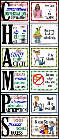 CHAMPs Classroom Management: Designing and Implementing the System