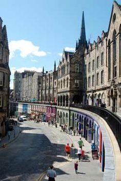 5 Haunted Places to Visit in Edinburgh