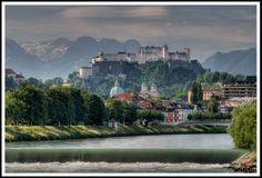 Altstadt Salzburg, Germany