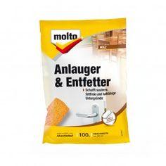 Molto Anlauger & Entfetter - Entfernt starke, fetthaltige Verschmutzungen
