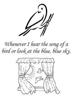 My Heavenly Father Loves Me - Flipchart i really like the flip chart #2