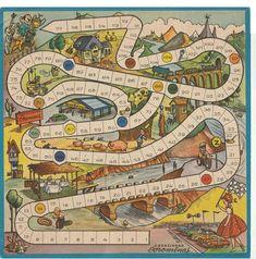 Vintage Games, Hobby, Single Image, Art Museum, Scandinavian, Board, Sports, Handmade, Diy