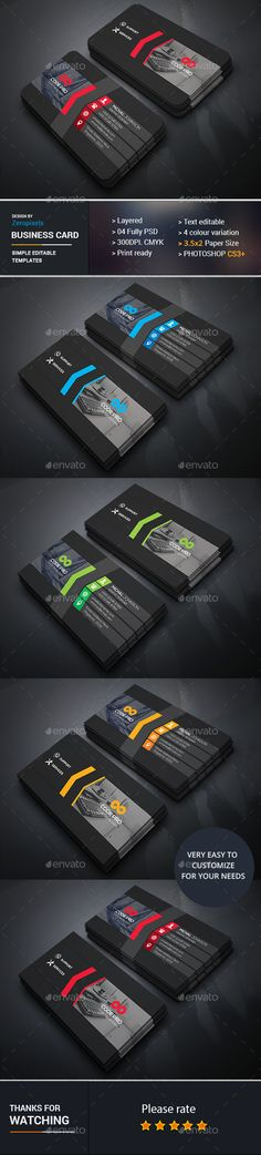 Computer Repair Business Card — Photoshop PSD #professional #designer • Available here → https://graphicriver.net/item/computer-repair-business-card/16770372?ref=pxcr
