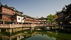 Old Town, Shanghai, China | GonPin.me