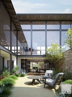 Contemporary Architecture, Landscape Architecture, Old Stone, Restoration, Patio, Luxury, Outdoor Decor, Design, Home Decor
