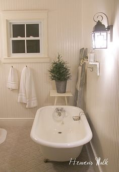 good place for a long soak