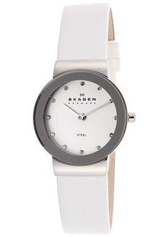 Skagen 358SSLW1 Watch