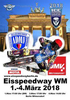 Ice Speedway Gladiators - World Championship 2018 - Samstag + Sonntag