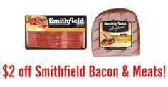 Save $2.00 on Smithfield Anytime Favorites