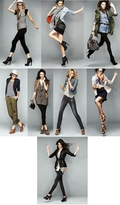 Gap Fall 2010 Lookbook...STILL one of my favorite pieces of style inspiration! Studio Photography Poses, Fashion Photography Poses, Fashion Photography Inspiration, Fire Photography, Style Inspiration, Best Photo Poses, Girl Photo Poses, Picture Poses, Ootd Poses