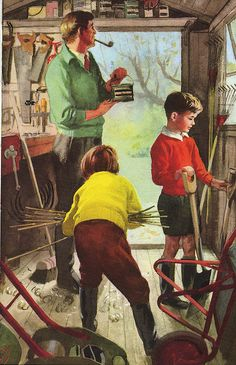Vintage Ladybird Books 'Helping at Home'  (Ladybird books series 563) by M E Gagg; illustrated by Harry Wingfield; First Published 1961