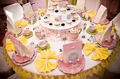 Lemiga: Kristen's Princess Tea Party