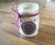 Rezept Weihnachtsfreude im Glas ---- Backmischung für Kekse, Super zum Verschenken! von Steffi710 - Rezept der Kategorie Backen süß