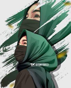 Graphic Design Services - Hire a Graphic Designer Today Anime Muslim, Muslim Hijab, Cute Muslim Couples, Muslim Girls, Hijab Drawing, Love Cartoon Couple, Islamic Cartoon, Couple Sketch, Emotional Photography