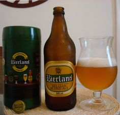 Cerveja Bierland Belgian Blond Ale, estilo Belgian Blond Ale, produzida por Bierland, Brasil. 7.4% ABV de álcool.
