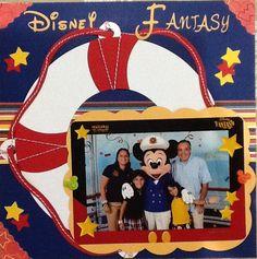 Mi páginas del crucero Disney
