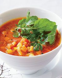 Hearty Minestrone Soup Recipe from Food & Wine The Good News This ...