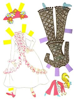 Paper Dolls~Dollikins - Bonnie Jones - Picasa 웹앨범