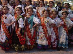 Fiestas de Primavera de Murcia.