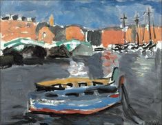 View Port de Marseille by Henri Matisse on artnet. Browse upcoming and past auction lots by Henri Matisse. Henri Matisse, Matisse Art, Raoul Dufy, Van Gogh, Matisse Paintings, Post Impressionism, Renoir, French Artists, Landscape Art