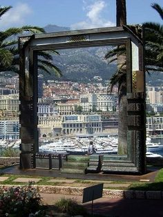 Monaco! A country that takes such good care of its citizens. The health spas are out of this world-a first for me.