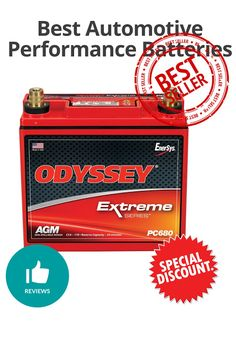 Best Automotive Performance Batteries - Discount and review