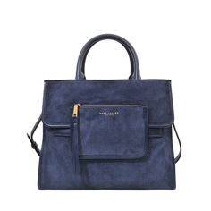 Marc Jacobs Madison Suede Ns Tote
