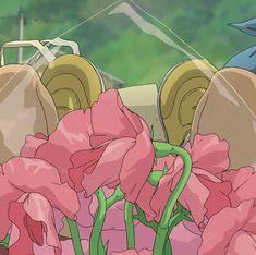 Japanese Aesthetic, Aesthetic Anime, Hayao Miyazaki, Bujo, Studio Ghibli Art, Phone Themes, Anime Couples Drawings, Ghibli Movies, Howls Moving Castle