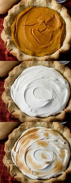 Flaky pie crust, flavorful roasted butternut squash filling and a sweet toasted…