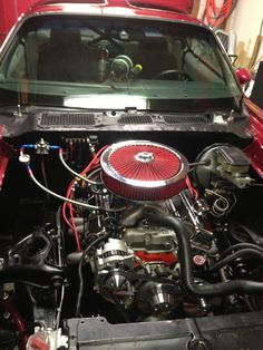 113 best bp38313ct1 customer installation photos images on pinterest 383ci stroker crate engine small block gm style longblock aluminum heads roller cam malvernweather Gallery