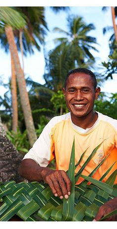 The Fijian people have flourished for over three thousand years by living off the natural bounty that surrounds them. - See more at: http://www.fijiresort.com/discover/earth/